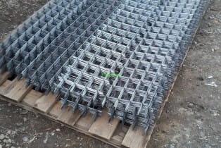 Сетка кладочная 60х60, d 4мм, 2х0.25 м