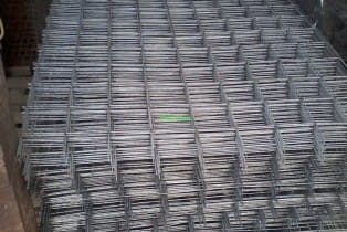 Сетка кладочная 100х100, d 5мм, 2х1,0 м