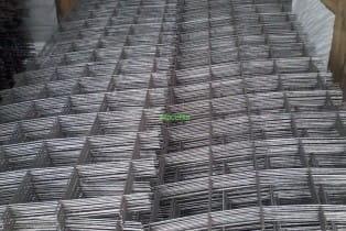 Сетка кладочная 100х100, d 4мм, 2х0.5 м
