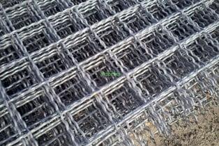 Сетка канилированная  яч. 60х60 мм, д3.6мм