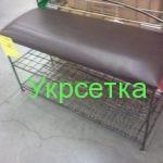 Мебель из рифленой сетки