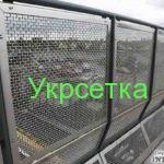 ограждение мостовых переходов сеткой