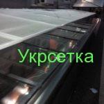 защитные панели из канилированой сетки